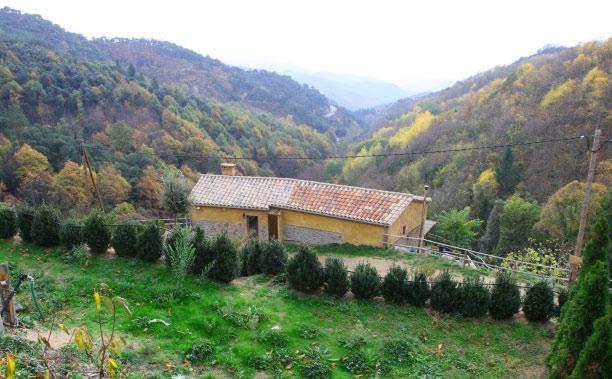 Casa rural La Vinyota (Sant Hilari de Sacalm)